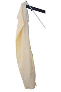 4 housses de protection �cru pour parasol Poker