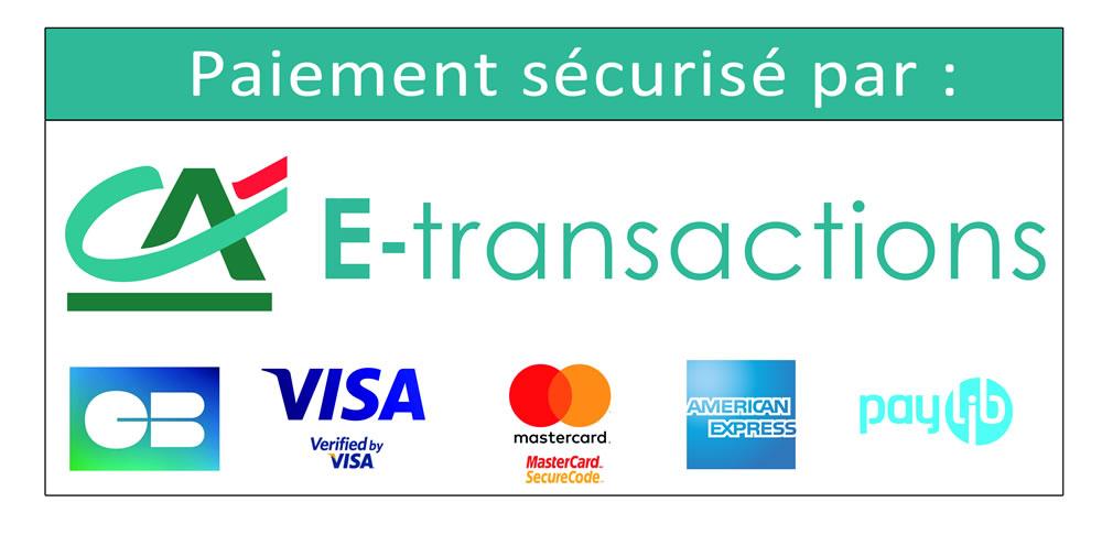 Paiement sécurisé E-transaction Credit Agricole