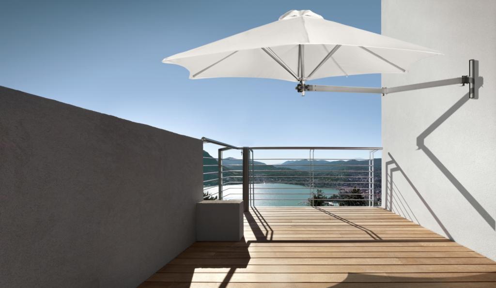 parasol balcon