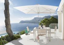 parasol mural terrasse parasol haut de gamme