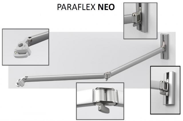 Parasol Paraflex Wallflex