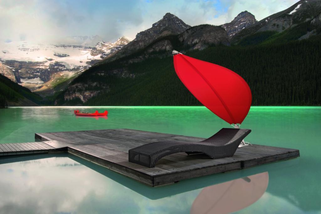 parasol design zen luxe