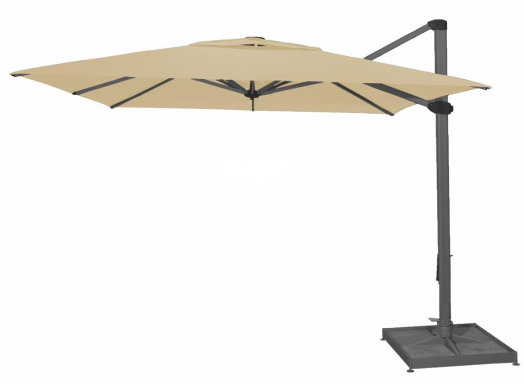 Palestro parasol deporte ecru