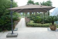 Parasol D�cor d'Ombre Zen + socle