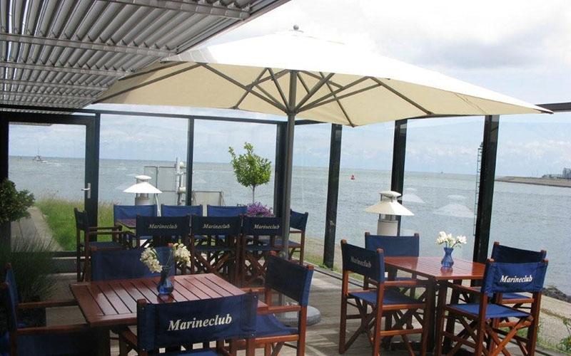 Parasol restaurant hôtel Presto SOLERO