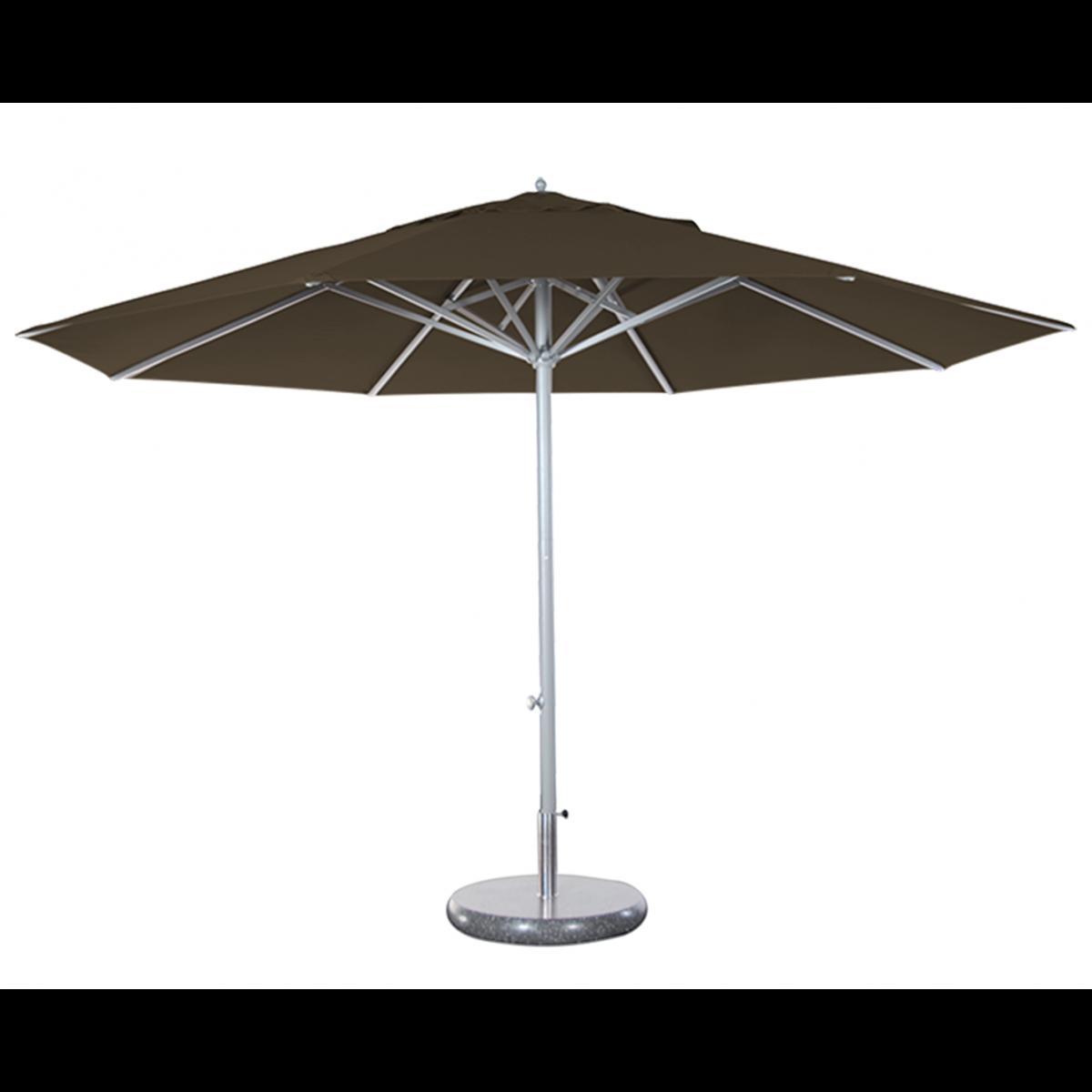 parasol presto de solero mat central ouverture et. Black Bedroom Furniture Sets. Home Design Ideas