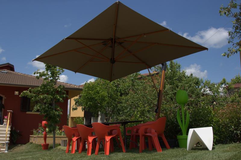 Parasol Dport Pour Terrasse Restaurant Et Htel Grand Parasol