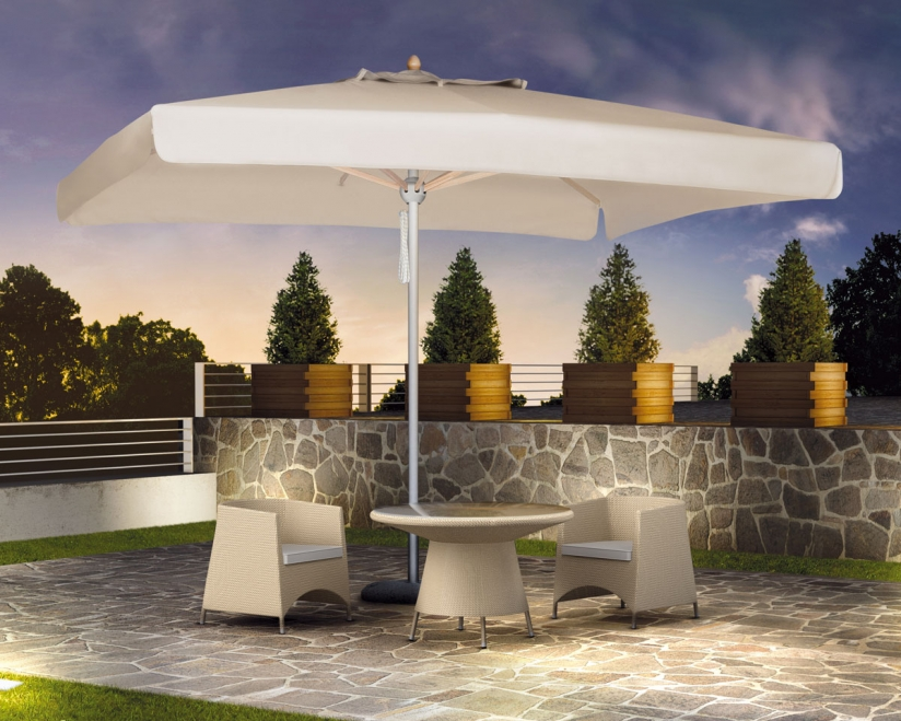 parasol restaurant professionnel parasol terrasse h tel grand parasol haut de gamme luxe qualit. Black Bedroom Furniture Sets. Home Design Ideas