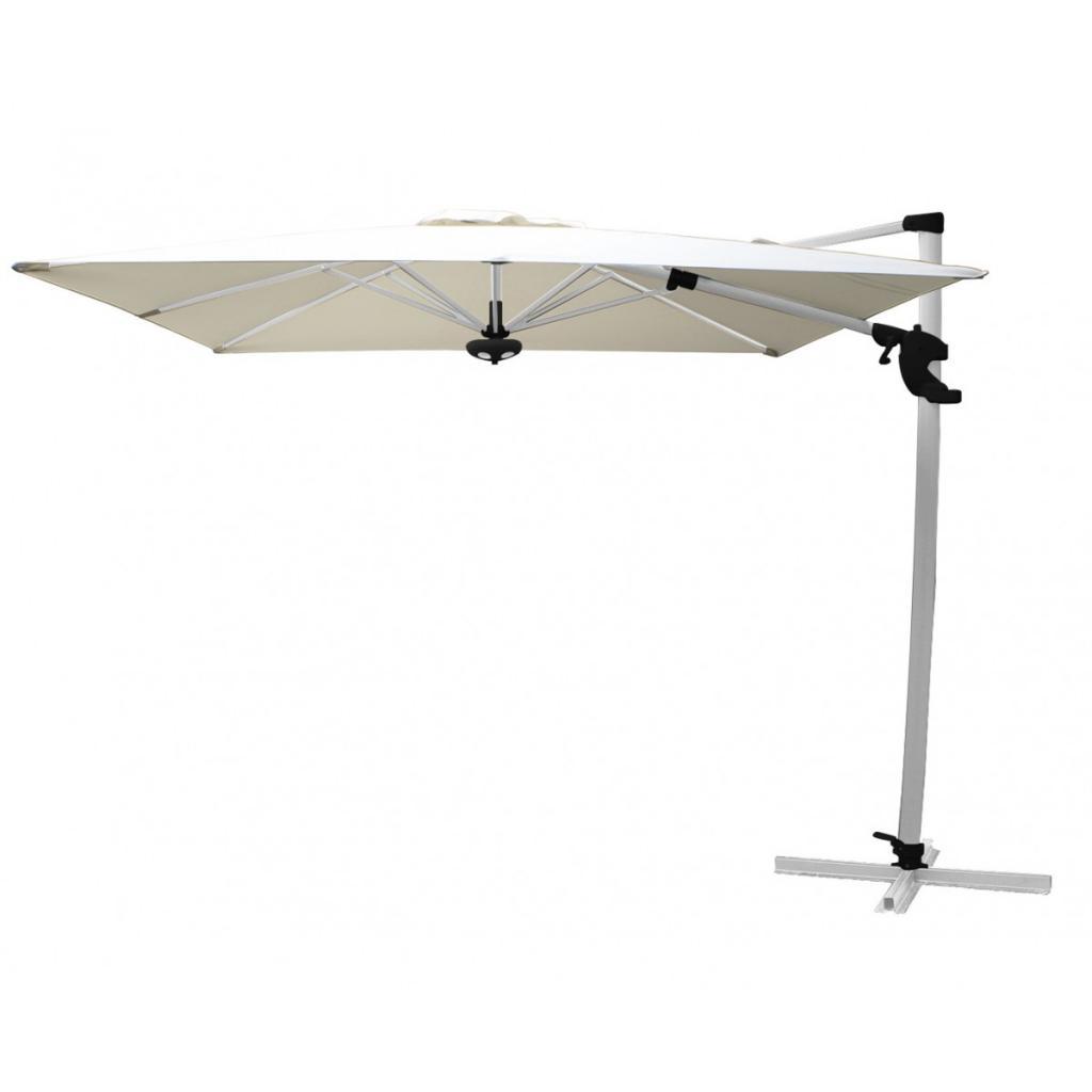 Parasol à mat déporté 2.6x2.6m Cielo Pro SOLERO