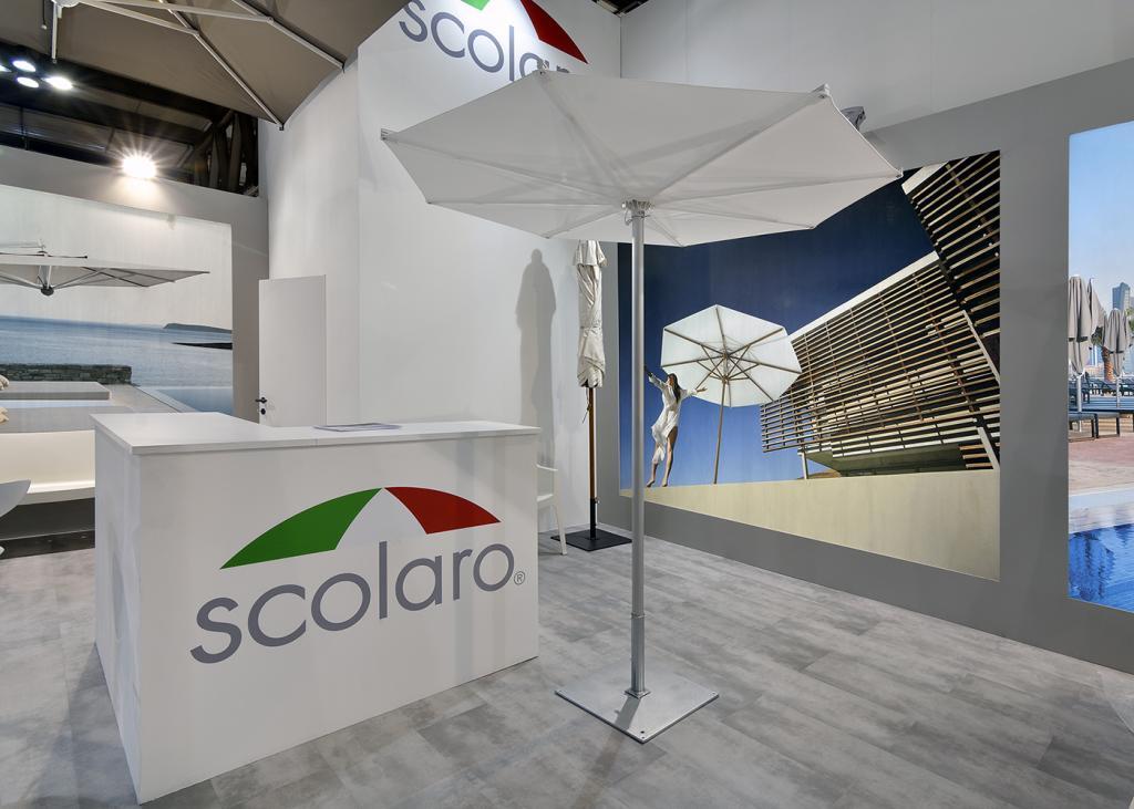 Parasol design Revo SCOLARO