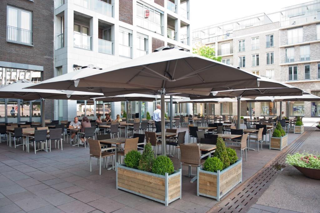 Prostor p6 terrasse parasol design